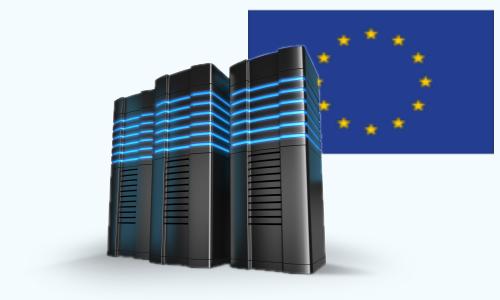 Аренда сервера 1С  в ЕС