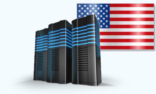 Аренда сервера в  США и в Канаде с ПО
