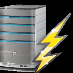 улучшение мощности сервера для 1С